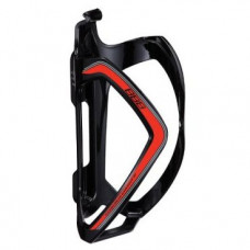 Флягодержатель велосипедный BBB FlexCage, черный/красный, BBC-36