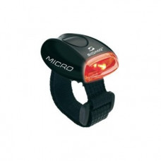 Задний фонарь Sigma Sport Micro Black / LED - красный,  SD17235
