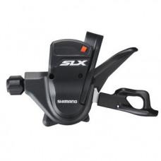 Шифтер для велосипеда Shimano Deore SLX M670 левый 2/3 скоростей (без упаковки) KSLM670LB