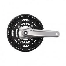 Система велосипедная Shimano Alivio, M431, 175мм, Octalink, 44/32/22, EFCM4318E422CAL