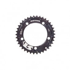 Звезда Rotor Chainring noQX2 BCD110X5 Outer Black 40t (C01-503-21010A-0)