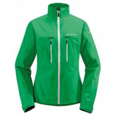 Велокуртка VAUDE Wo Tiak Jacket 464, apple green, зеленый, 38, женская, 3885