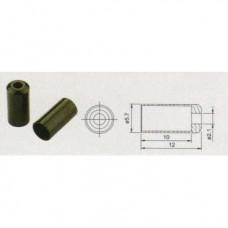 Наконечник оболочки тормозного троса JAGWIRE BOT115-3E, 5мм, латунь, 200 штук