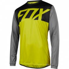 Велоджерси Fox Ranger LS Jersey Dark Yellow