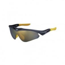 Велоочки SHIMANO CE-S50R, матовый черно коричневый, зеркальный, дополнительные линзы, ECES50RML