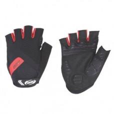 Перчатки велосипедные BBB HighComfort, черный/красный, US:XXL, BBW-41