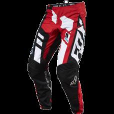 Велоштаны Fox Demo DH Divizion Pant, красные, полиэстр
