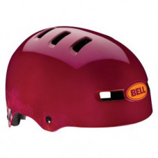 Велошлем Bell FACTION scratcher berry L(58-62) BE7040307