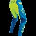 Велоштаны Fox Flexair Pant Teal, голубые, полиэстер
