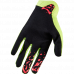 Велоперчатки Fox Demo Air Glove Flow, желтый (2016)